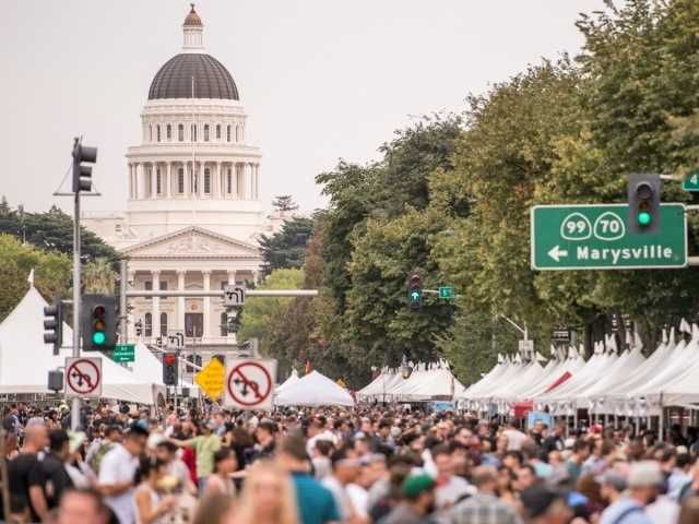 What: California Craft Beer Festival 2016Where: Capitol Mall GreensWhen: Sat 3pm-7pmClick here for more information about this event.
