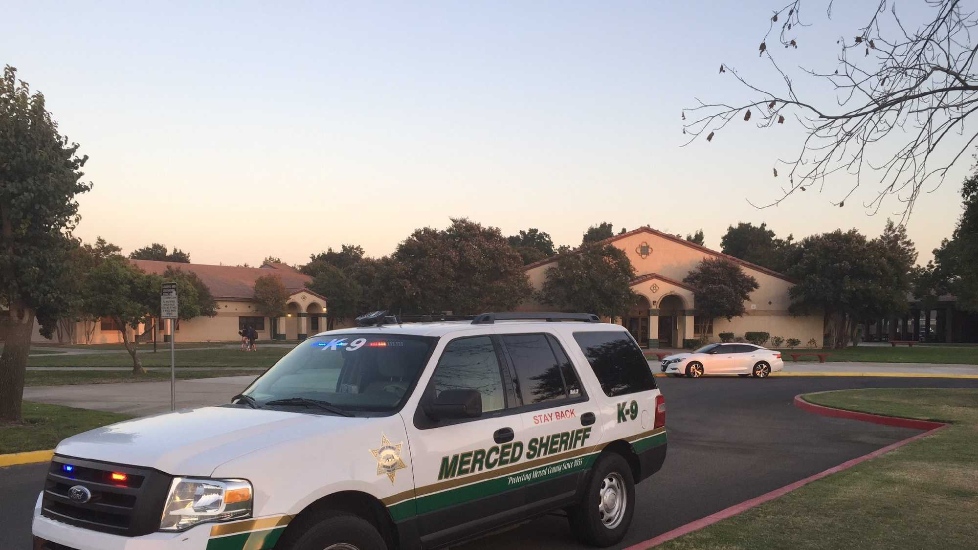 The Merced County Sheriff's Department is investigating a shooting in which a deputy was wounded on Thursday, Sept. 8, 2016.