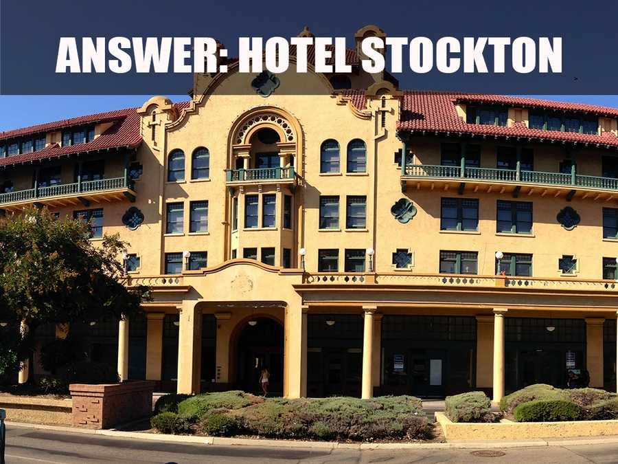 The hotel opened in 1910 and was used as Stockton's City Hall in 1912, where it remained there until 1926.