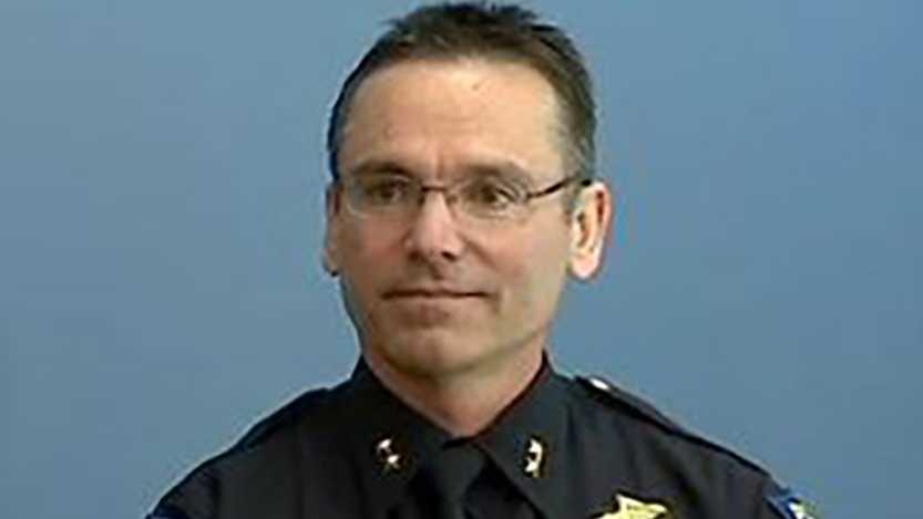 Sacramento Police Chief Sam Somers, Jr.