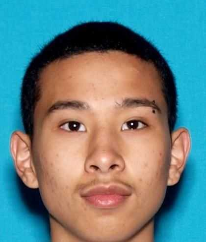 Johnny Khanh Nguyen: Wanted on a murder charge.Nguyen used a handgun to kill a person in San Jose. He is considered armed and dangerous. He is described as 5 feet 5 inches tall and 115 pounds, with black hair and brown eyes, the FBI said.