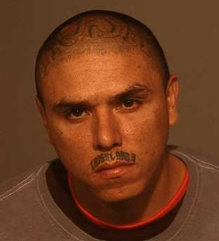 Raymond Ochoa (aka Raymond Marrufo): Wanted on charges of assault with a deadly weapon and a gang enhancement.Ochoa, 36, assaulted a rival gang member om 2010 in Santa Rosa and hasn't been seen since. He is 5 feet 7 inches tall and weighs 160 pounds, with black hair and brown eyes, the FBI said.