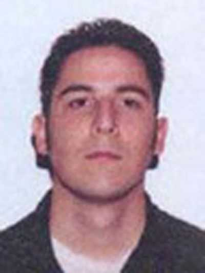 Daniel Andreas San Diego: Wanted on charges of attempting to destroy and damage property by means of explosives.San Diego, 39, is wanted for his involvement in two bombings in the San Francisco area. Two bombs exploded in August 2003 about an hour apart on the the campus of a biotechnology corporation in Emeryville. About a month later, a bomb filled with nails exploded at a nutritional products corporation in Pleasanton. San Diego has ties to animal rights extremist groups. He is 6 feet tall and weighs 160 pounds, with brown hair and brown eyes, the FBI said.