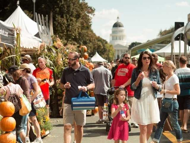 What: Farm-to-Fork FestivalWhere: Capitol Mall GreensWhen: Sat 11am-6pmClick here for more information about this event.