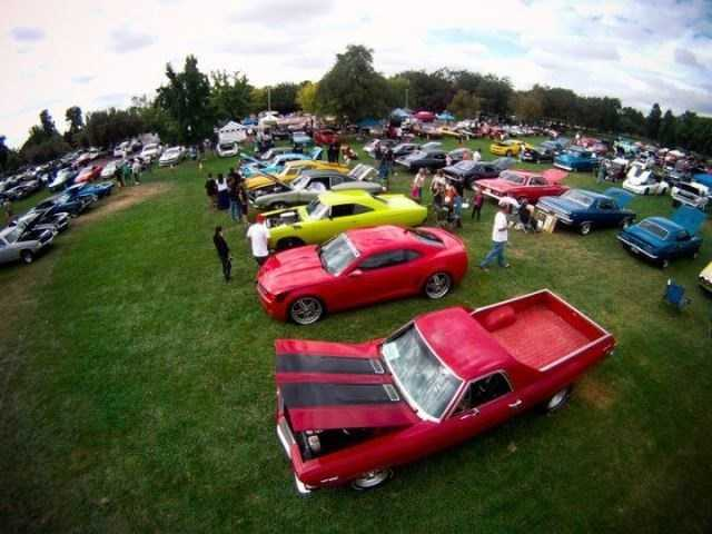 What: Muscle Cars In The Park VIIIWhere: Elk Grove Regional ParkWhen: Sun 8am-2:30pmClick here for more information about this event.