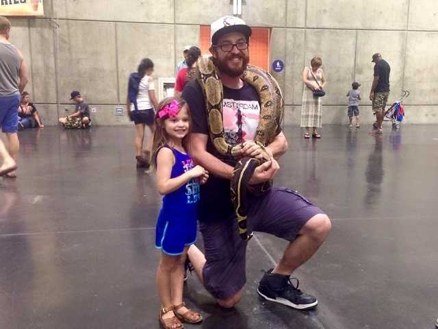 What: 19th Annual Sacramento Reptile ShowWhere: Sacramento Convention CenterWhen: Sat 10am-5pm&#x3B; Sun 10am-4pmClick here for more information about this event.