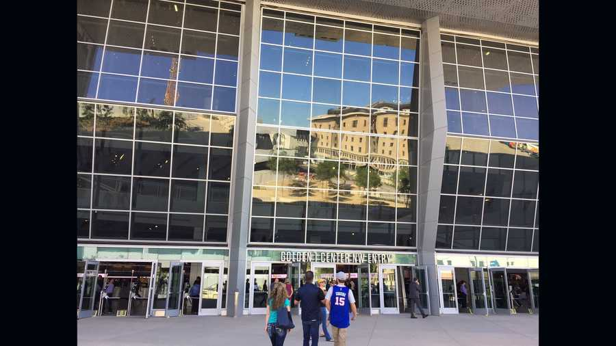Kings season ticket holders were treated to special preview day at the new Golden 1 Center on Sunday, Sept. 25, 2016. Here are a few photos fans shared with KCRA 3.