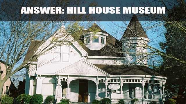 The Hill family moved to the Hill House in 1902, which was designed by George Washington Hill, a jewelry businessman.