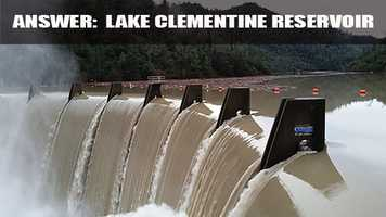 The reservoir has an elevation of 718 feet and was created in 1939.