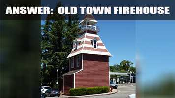 The fire house was home to the Auburn Volunteer Fire Department, which was organized in 1852. The group still actively fights fires in Auburn.