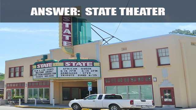 The State Theater opened on Dec. 26, 1930 and has 1,325 seats.