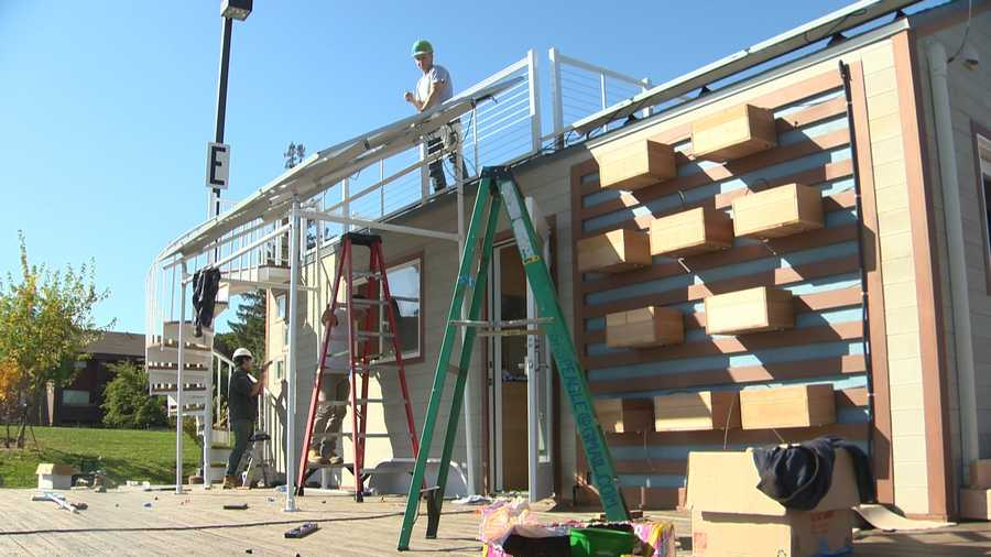 Ready Set Build Students Aim To Win Tiny Homes Competition