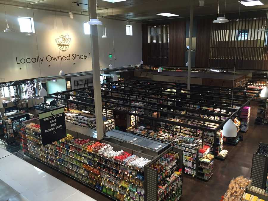 The new store marks the end of a six-year effort to obtain property and build an expansion for the state-of-the-art shop.