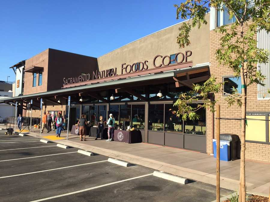 The Sacramento Natural Foods Co-op is back open after several years of work on to improve the popular grocery store in Midtown Sacramento. Go inside the new building and check out all the fresh produce.