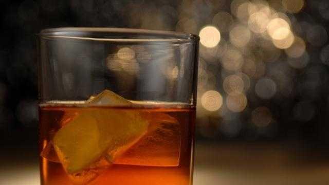 Bourbon, whiskey