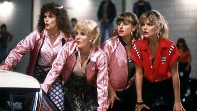 "No. 6: ""Grease 2"" (1992)"