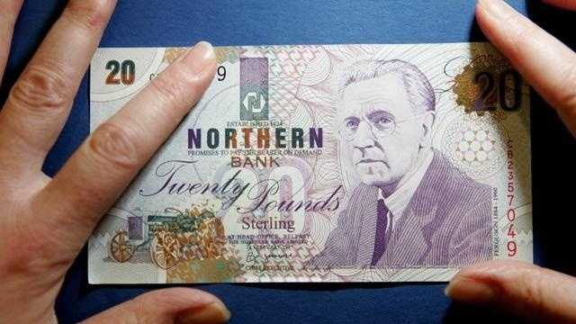 Dec. 2004: Northern Bank robbery in Belfast, Northern Ireland. $50 million was taken. The heist was carried out by a large, proficient group of thieves making it one of the biggest bank robberies in British history.