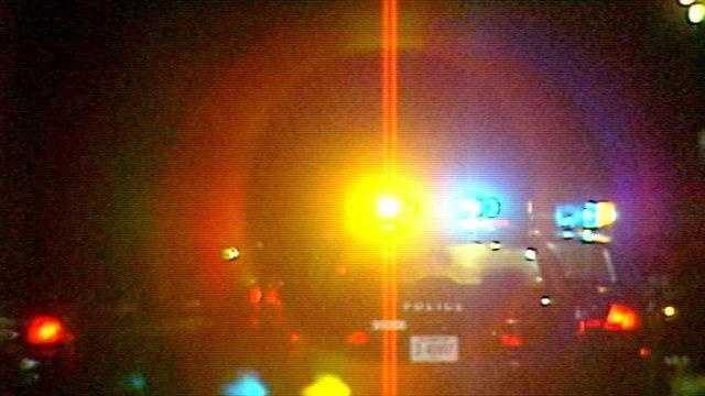 generic crime scene image (night) - 20256607