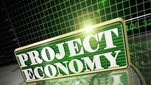 Project Economy Logo Graphic - 18591565