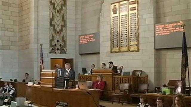 Nebraska Legislature (in session)
