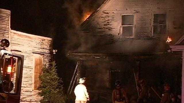 Vacant House Fires -- MFR 10p Pkg