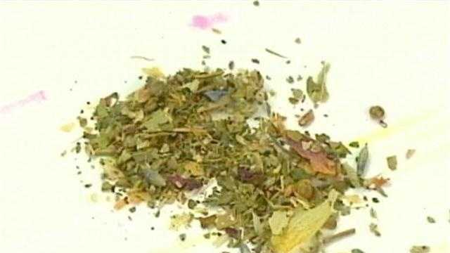 Despite a ban on bath salts in Nebraska, authorities said they're looking into a case in which bath salts were packaged to look legal, disguised as something else.