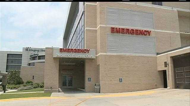 Patients continue to show up at emergency rooms with heat-related illnesses.