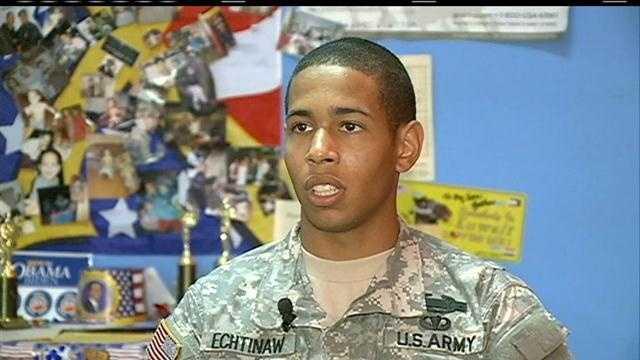 Sgt. Joshua Echtinaw