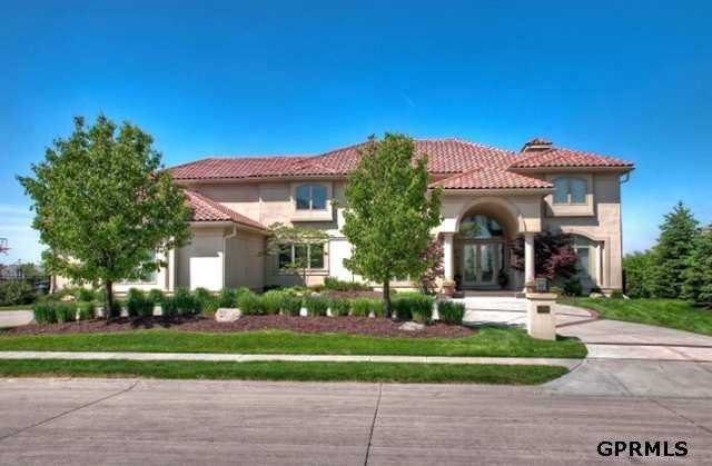 This $1.45 million Omaha home in the Ridges neighborhood has 5 bedrooms, seven bathrooms and was built in 2004. See original listing on REALTOR.com.