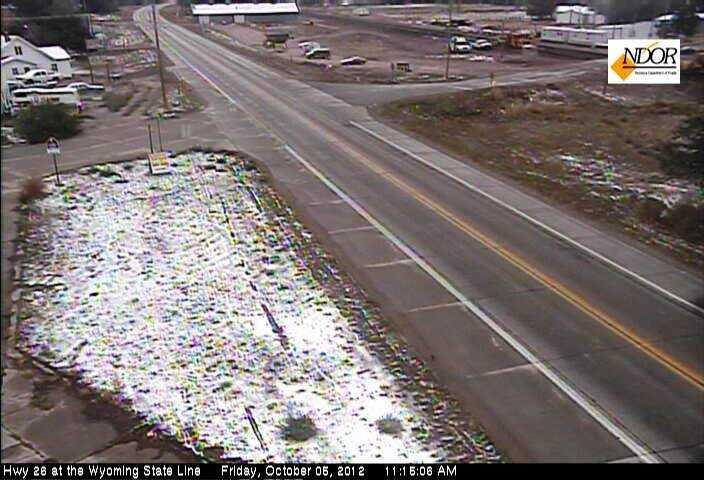 Highway 26: Nebraska-Wyoming state line