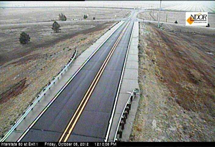 Interstate 80: Exit 1
