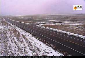 Highway 385: South of Chadron