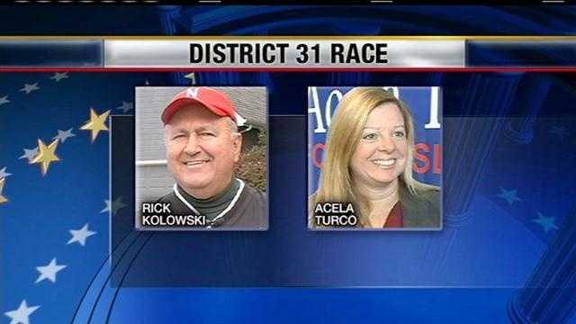 KETV Newswatch 7's Brandi Petersen profiles the candidates running for Nebraska Legislature in District 31.