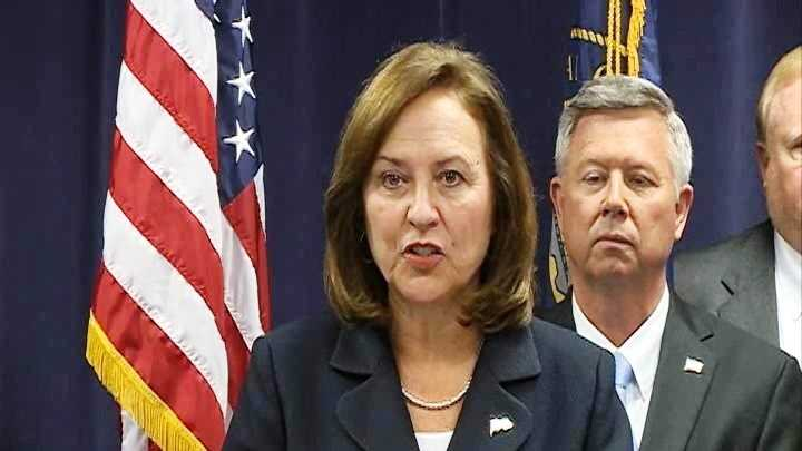 Deb Fischer - news conference 101612