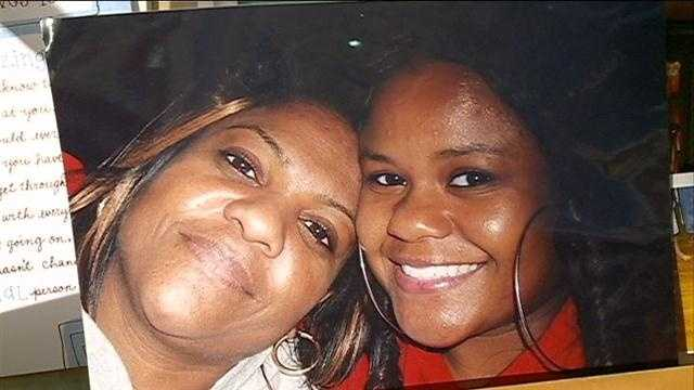 Three months after Valencia Hogan was gunned down, her mother is going to great lengths to find her daughter's killer.