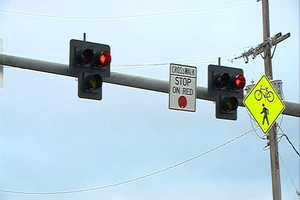 Public Works officials want to see how the public responds to the new lights before deciding whether to install more across the city.
