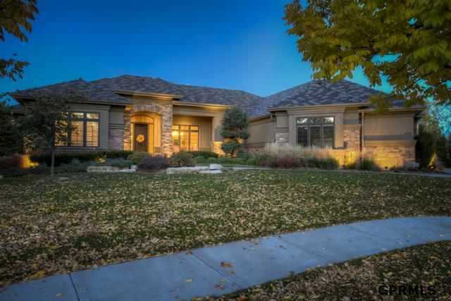 This $1.2 million home features a 4-car garage and a large master bedroom, complete with a whirlpool.  See the complete listing on REALTOR.com.
