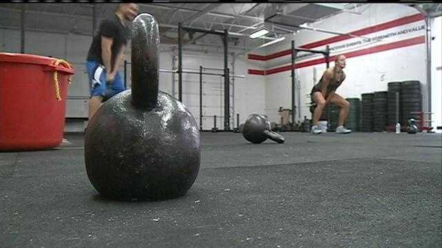 An Omaha gym is using a new approach in strength, conditioning and agility.