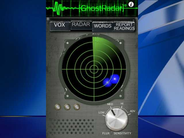 Spook your friends and family with the Ghost Radar for $0.99.