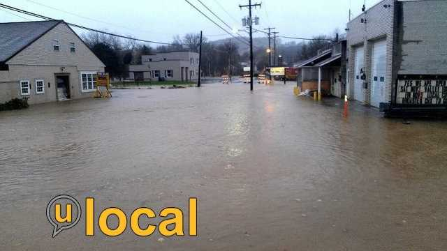 PHOTO: u local Hurricane Sandy photo
