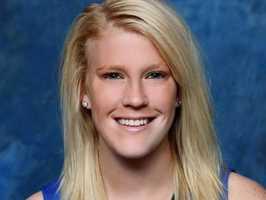 #42 Sarah Nelson, Forward (Junior)