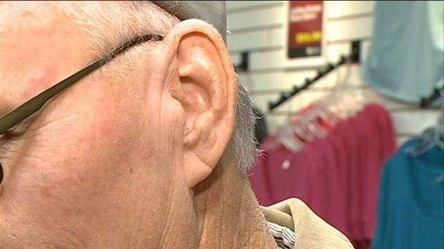 Ears could show sign of heart disease