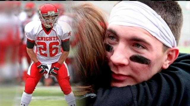 img-High school football player paralyzed in football game
