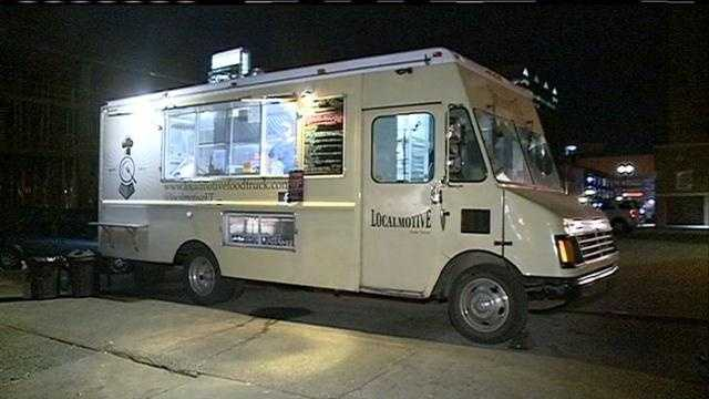 KETV NewsWatch 7's I-Team investigates food truck regulations and where the trucks are allowed to fit in.