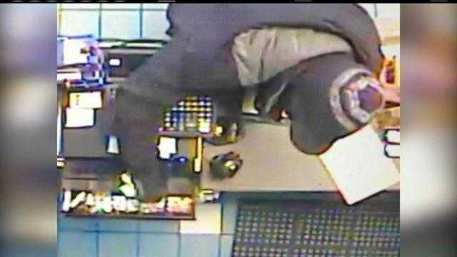 Crime Stoppers: Man robs Tobacco & Phones 4 Less