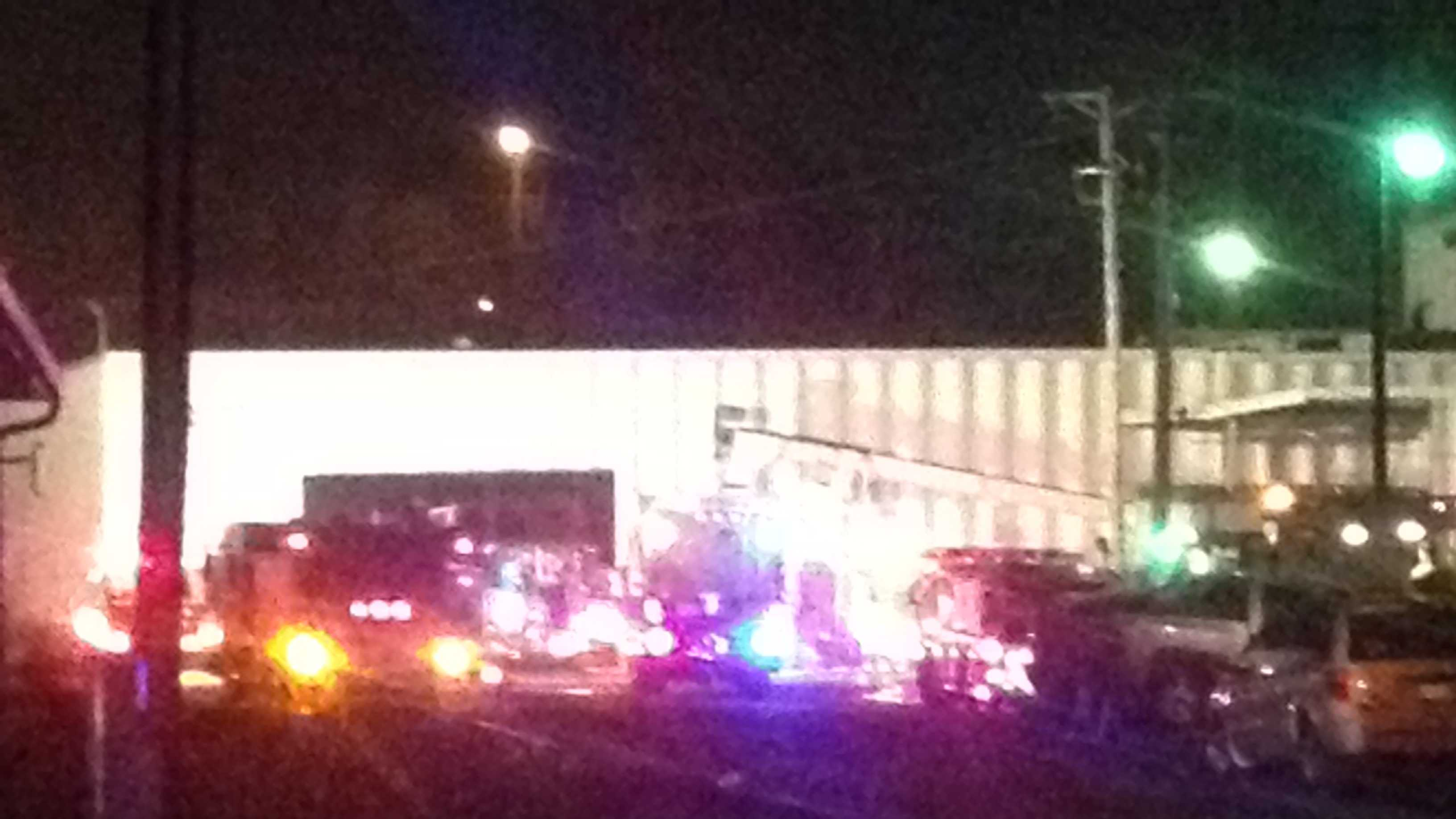 A fire broke out at the Dar Pro rendering facility Friday night.