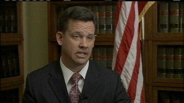 Jon Bruning said 24 Nebraska killers convicted of first-degree murder as juveniles should stay locked up.