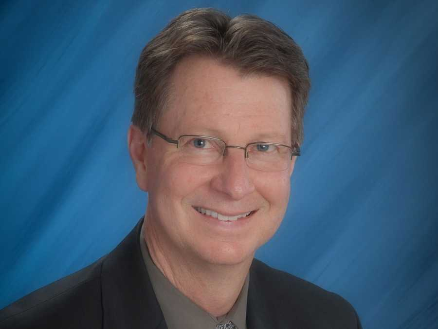 Mark Evans - superintendent at Andover Public Schools in Kansas