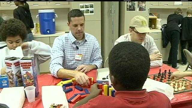 Big Brothers Big Sisters hosts holiday party