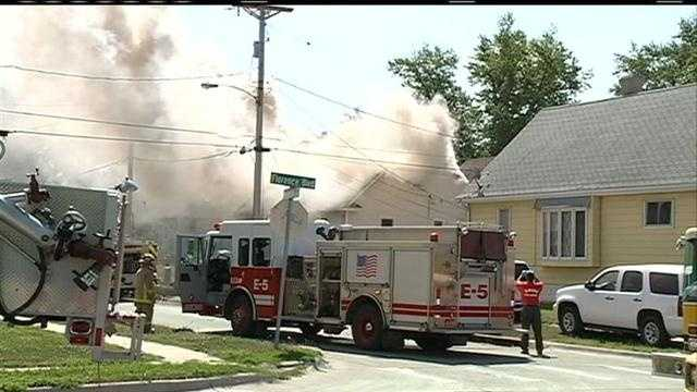 The Omaha City Council approves a new deal with Omaha firefighters, who worked five years without a contract.